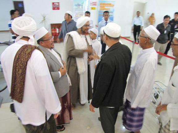 Habib Umar Bin Hafidz 2012